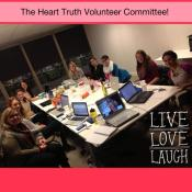 Heart Truth round table!